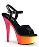 Pleaser Rainbow-209UV