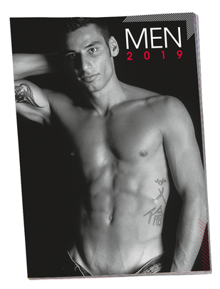 OV Wall Calendar Men