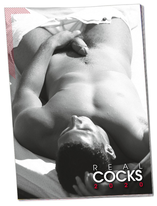 OV Wall Calendar Real Cocks