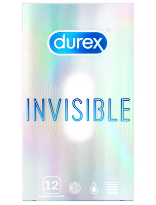 Durex Invisible (12 tk.)
