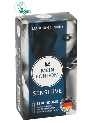Mein Kondom Sensitive (12 gab.)