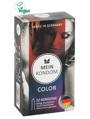 Mein Kondom Color (12 шт.)