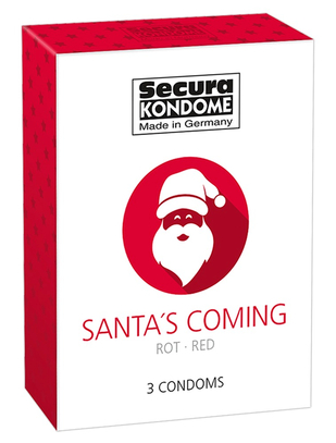 Secura Santa's Coming (3 vnt.)