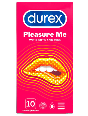 Durex Pleasure Me (10 vnt.)