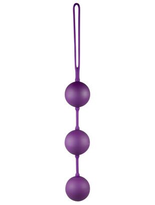 Velvet Purple Balls
