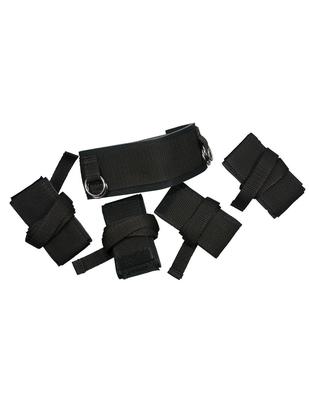 Bad Kitty Fesselset-System комплект для связывания шеи/рук/ног