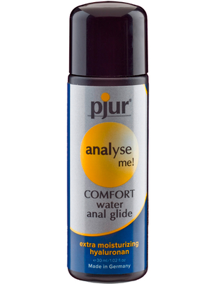 Pjur analyse me! Comfort (30 / 100 / 250 ml)
