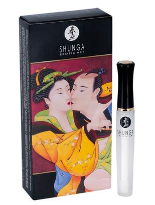 Shunga Oral Pleasure блеск для губ для орального секса (10 мл)