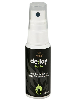 Amor Delay Forte performance spray for Him (20 ml)