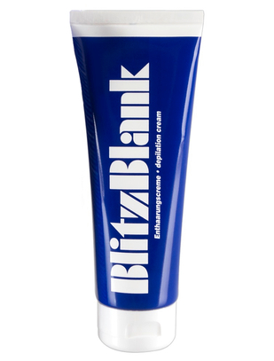 Blitz Blank Shaving Cream (125 ml)