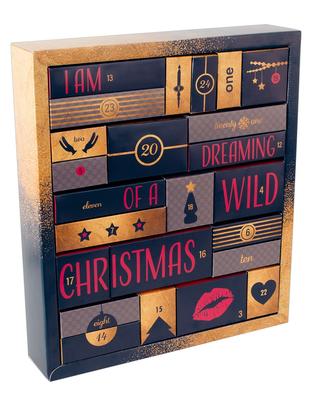 OV Advent Calendar I Am Dreaming of a Wild Christmas