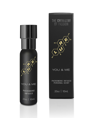 Lure You & Me Black Label Unisex Pheromone Scent (10 / 74 ml)