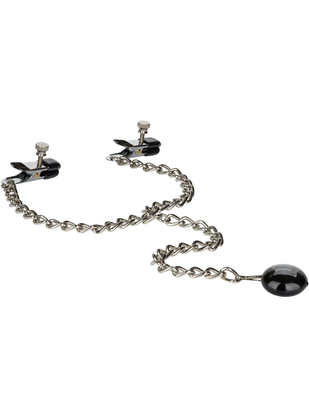 CalExotics Weighted Nipple Clamps