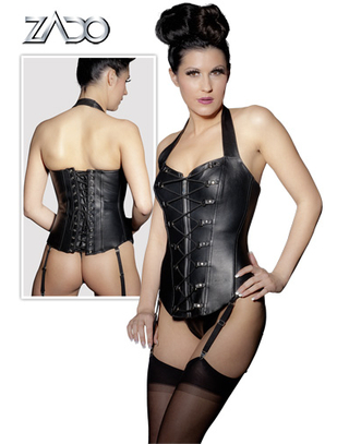 Zado Leather Corset