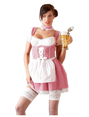 Cottelli Collection Dirndl Costume