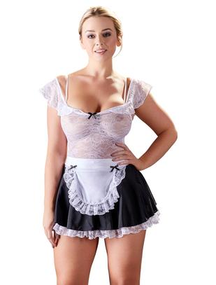 Cottelli Collection платье официантки с передником