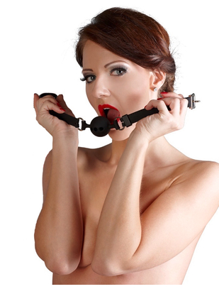 Bad Kitty Silicone Gag