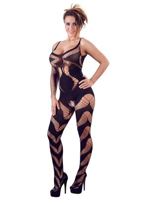 Mandy Mystery Deluxe musta värvi kassi kostüüm