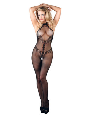 Mandy Mystery Deluxe Lace Catsuit
