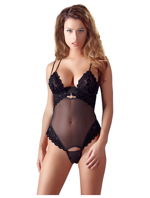 Cottelli Collection String bodysuit