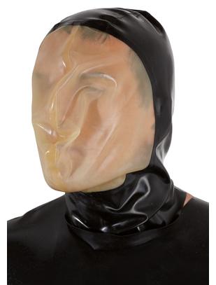 Late X elpošanas kontroles maska no lateksa