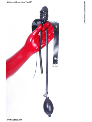 Latexa Pump-up Gag