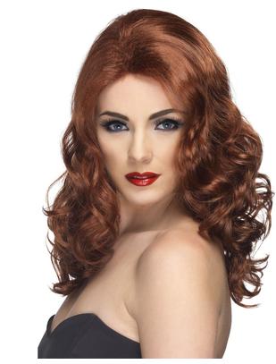 Fever Glamorous auburn wig