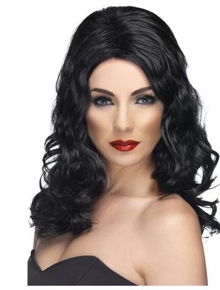 Fever Glamorous black wig
