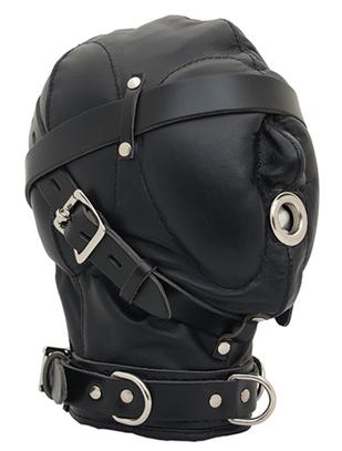 Mister B sensorās deprivācijas ādas maska