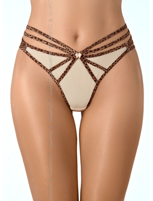Axami Luxury Venetian Mirror beige string