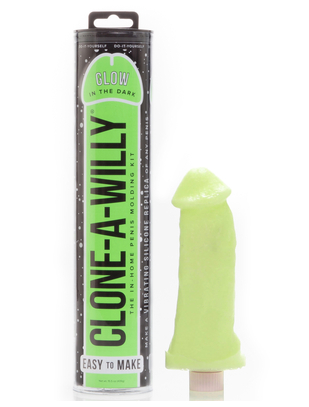 Clone-A-Willy Clone A Willy Glow In The Dark