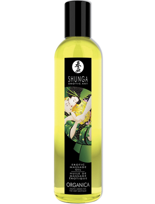 Shunga Organica Erotic Green Tea (250 ml)