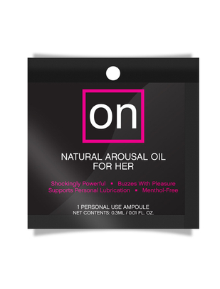 Sensuva ON Arousal Oil For Her (0.3 / 5 ml)