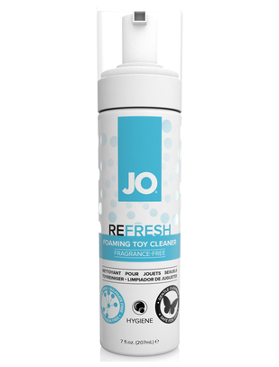 JO Refresh Foaming Toy Cleaner (200 ml)