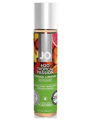 JO H2O Flavored Lubricant (30 ml)