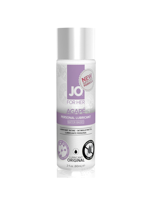 JO For Her Agapé Original Lubricant (60 ml)