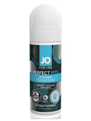 JO dezodorants ar feromoniem (75 ml)