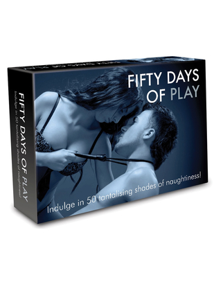 Fifty Shades of Grey Fifty Days of Play