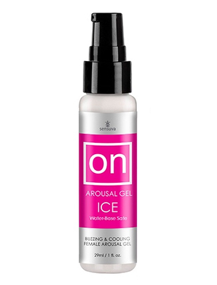 Sensuva ON Ice Arousal Gel For Her (29 ml)