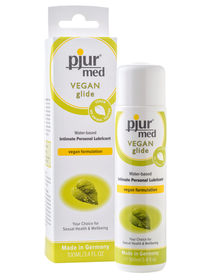Pjur med Vegan (100 ml)