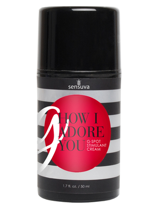 Sensuva G, How I Adore You G-Spot Enhancement Gel (50 ml)