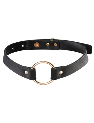 Bijoux Indiscrets MAZE vegan leather choker