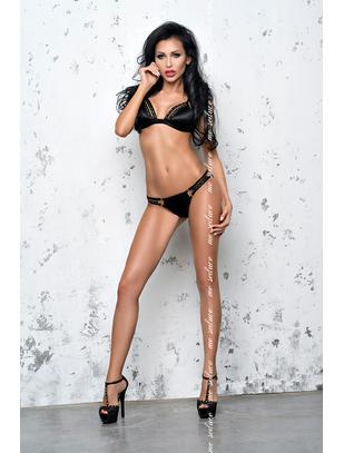 Me Seduce Isabella black bikini set