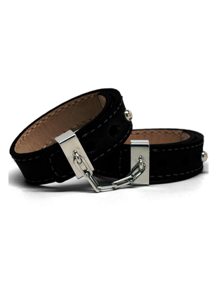 Crave Crave leather cuffs