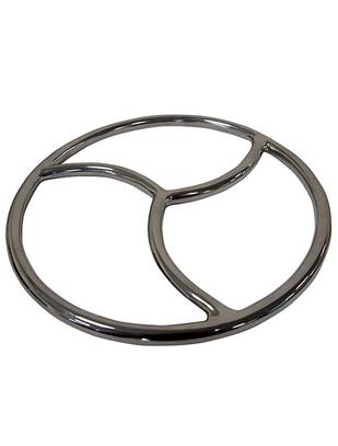 Mister B стальное кольцо для шибари