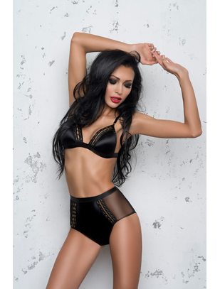 Me Seduce Olivia black bikini set