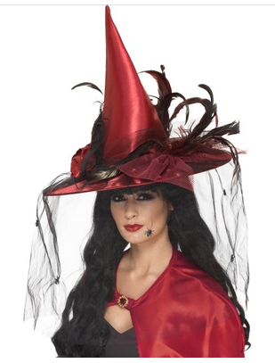 Fever witch hat