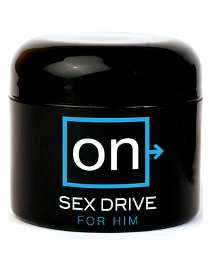 Sensuva ON Sex Drive for Him (59 ml)