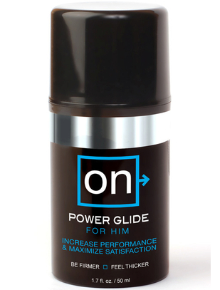 Sensuva ON Power Glide For Him (6 / 50 ml)