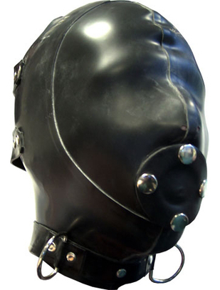 Extreme Hood with Removable Gag